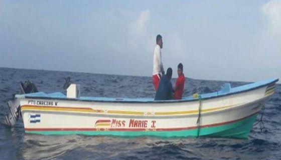 Miss Marie I, Puerto Cabezas