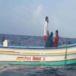 Encuentran lancha volcada en el Caribe Norte de Nicaragua pero sin tripulación