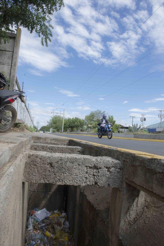 Tragantes en Managua