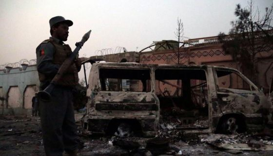 Afganistán, Estado Islámico