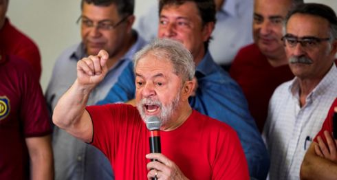 Luiz Inácio Lula da Silva, Brasil
