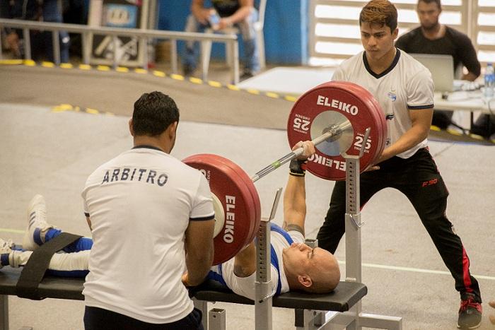 Fernando Acevedo tuvo dos intentos válidos y uno fallido. LA PRENSA/URIEL MOLINA
