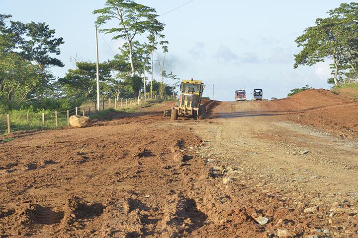 Proyectos de carretera