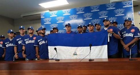 Los Tigres de Chinandega son los campeones defensores de la Serie Latinoamericana de Beisbol. LA PRENSA/OSCAR GONZÁLEZ M.