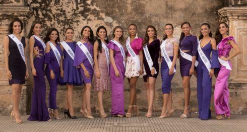Miss Nicaragua 2018