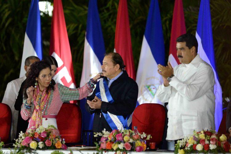 Daniel Ortega, FSLN