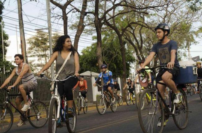 Infraestructura vial en Managua