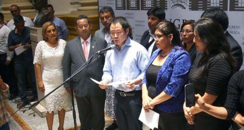 Alberto Fujimori, Perú