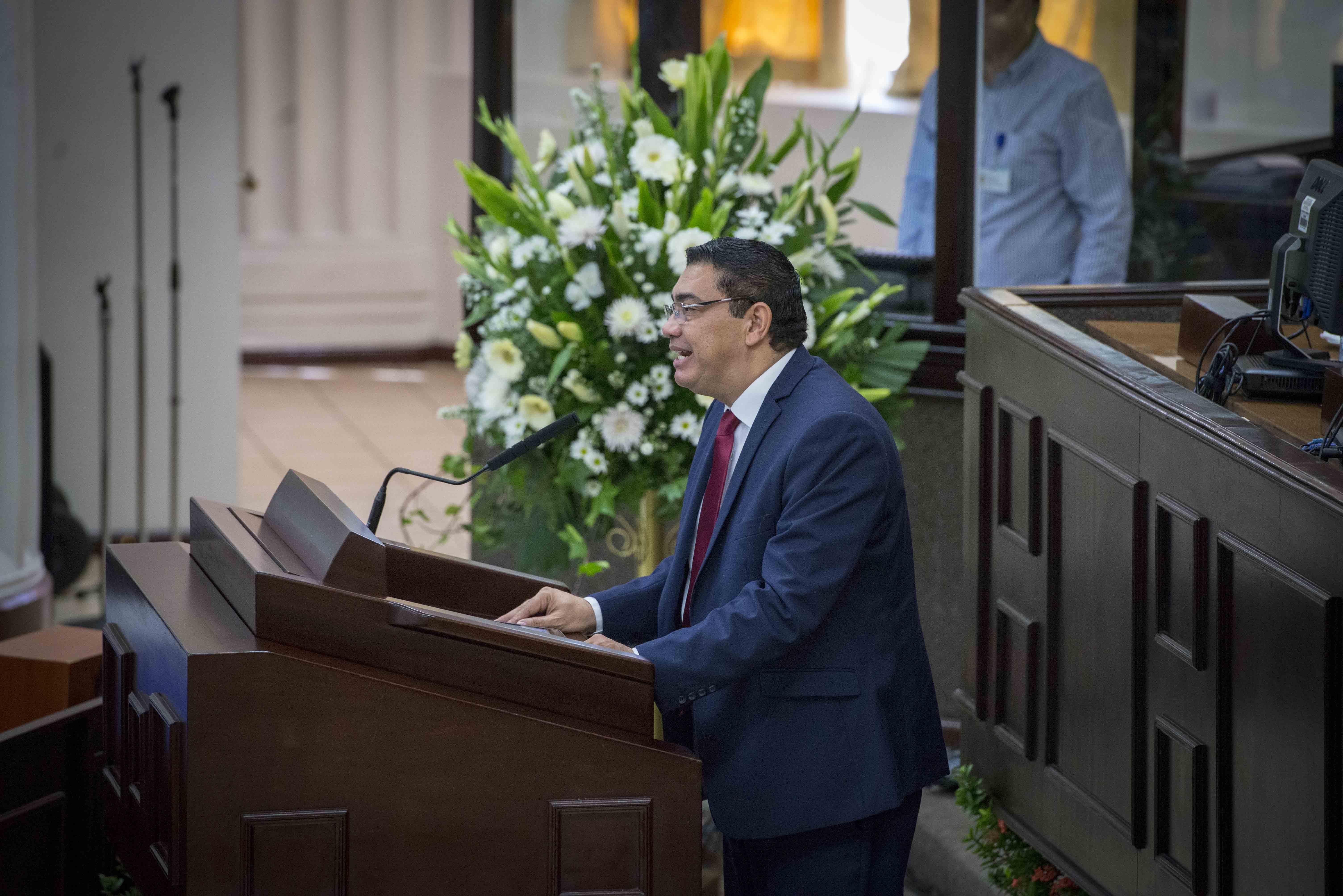 Pedro Pablo Rojas, Asambleas de Dios