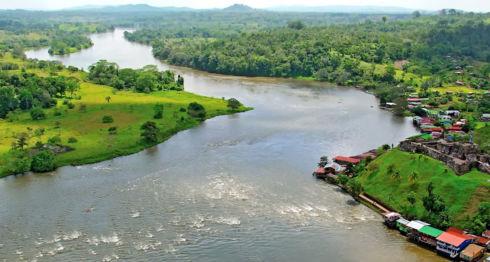 Río san juan, Nicaragua, costa rica, corte internacional de justicia de la haya, la haya, harbour head