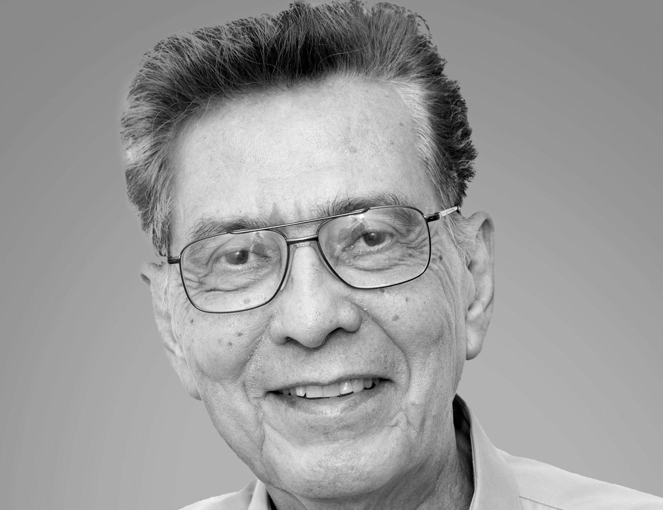 Dr. Alejandro Serrano Caldera, jurista, filósofo y escritor nicaragüense. Jader Flores/ LA PRENSA