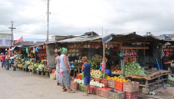 mercado de Sébaco