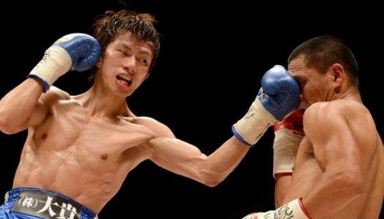 Ryoichi Taguchi, Boxeo
