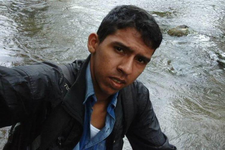 El activista político Mixan Sambrano, falleció este martes luego de un mes luchando por su vida