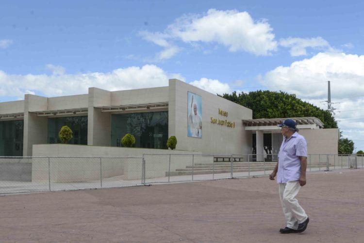 San Juan Pablo II, Museo San Juan Pablo II, Alcaldía de Managua