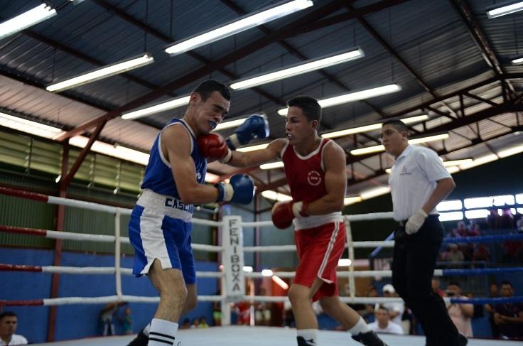 Juegos Centroamericanos, boxeo, Nicaragua, Juegos Centroamericanos y del Caribe, Kevin Vivas