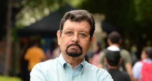 Manuel Ortega Hegg, sociólogo e investigador de la UCA. Foto LA PRENSA /Manuel Esquivel