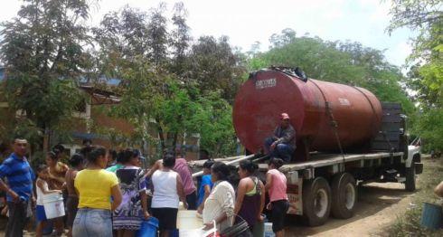 agua, Nicaragua, productores, ANA