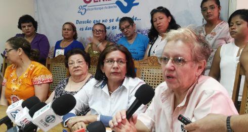 derechos humanos, acoso, Nicaragua, defensores de derechos humanos