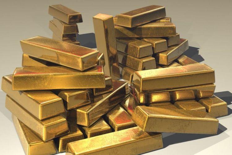 lingotes de oro, Managua, lingotes de oro robados, lingotes de oro robados en Managua