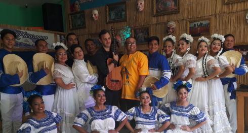 Ballet folklórico de Nicaragua