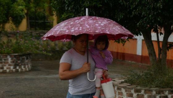 lluvias, Nicaragua, baja presión
