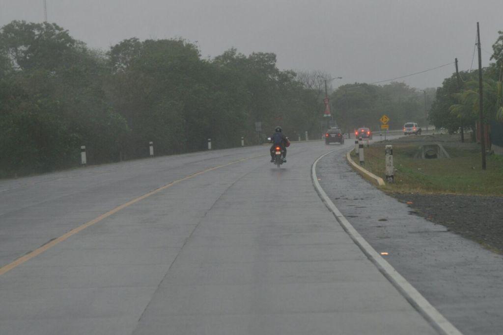lluvias, Nicaragua, sistema de baja presión, cambio climático,