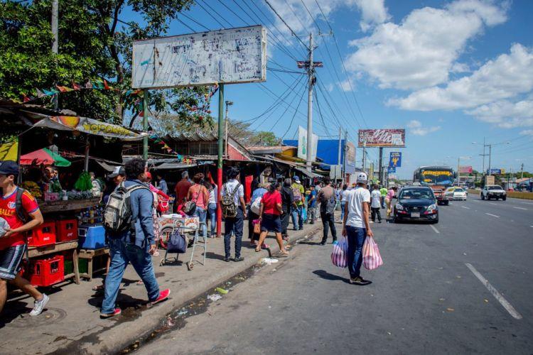 Alcaldía de Managua, Managua, pista solidaridad, indemnización