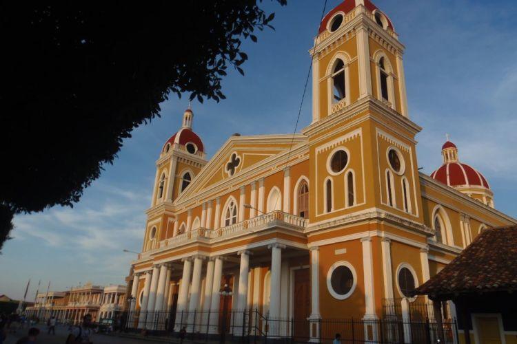 Granada, agua, escasez de agua, falta de agua, Nicaragua, campaña turística, Intur, Te Quiero tal como sos, turismo