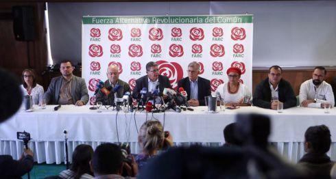 FARC, Colombia, Rodrigo Londoño, Timochenko