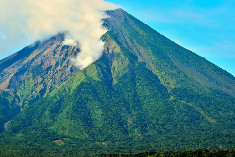 Volcán Concepción, turismo, Nicaragua