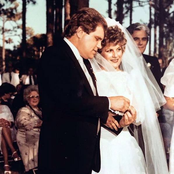 Ileana Ros se casó con Dexter Lehtinen en 1984. LA PRENSA / Instagram de Ros-Lehtinen