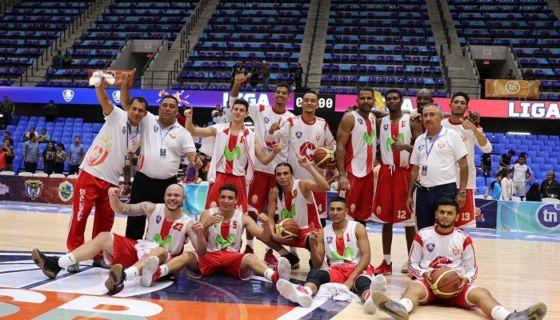 Real Estelí inició con pie derecho en la Liga Superior de Baloncesto. LAPRENSA/ CORTESÍA/ REAL ESTELÍ