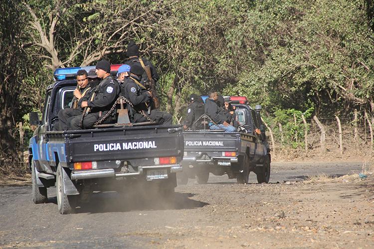 León, Policía Nacional, Policía