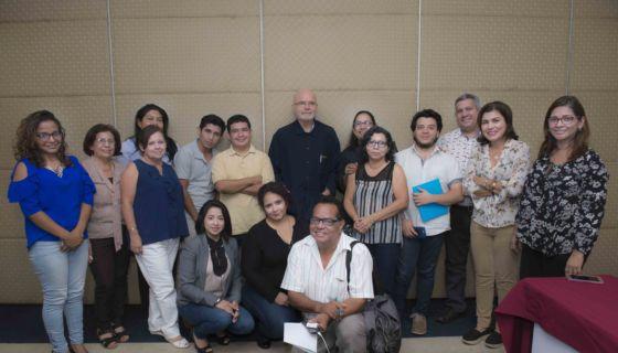 Periodistas de medios de comunicación independientes conversaron con el relator de la ONU, Michel Forst