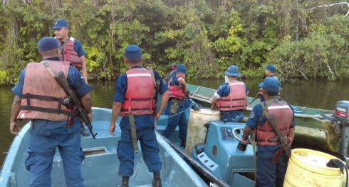 madera, Caribe, madera preciosa, Nicaragua, caribe de Nicaragua, Fuerza Naval, Ejército de Nicaragua