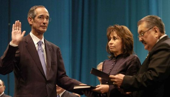 Alvaro Colom, Guatemala, corrupción