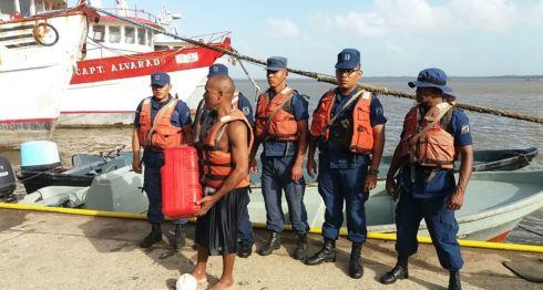 Caribe sur, pescadores