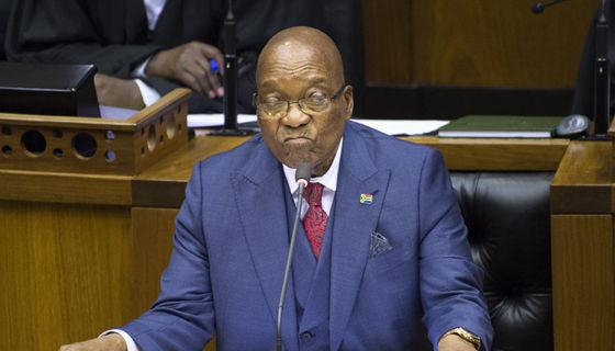 Jacob Zuma,Sudafrica
