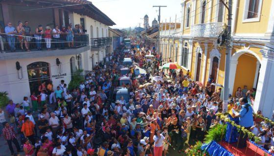 Granada, Carnaval poético,