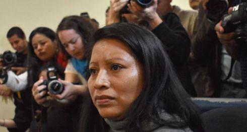 Teodora Vasquez, aborto, El Salvador