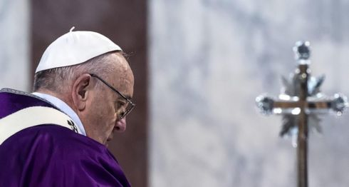 papa Francisco, ABUSOS SEXUALES