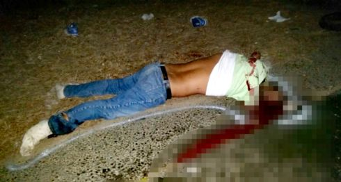 Nueva Segovia, accidentes