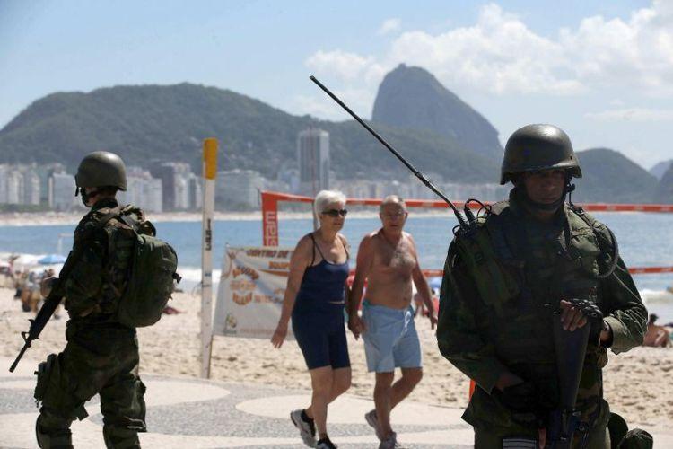 Río de Janeiro, Copa Cabana