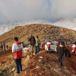 Rescatistas encuentran restos del avión que se estrelló con 66 personas en Irán