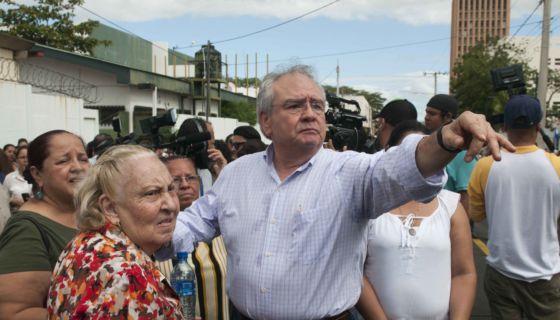 Gustavo Porras, Ley de Amnistía, presos políticos, Nicaragua, represión