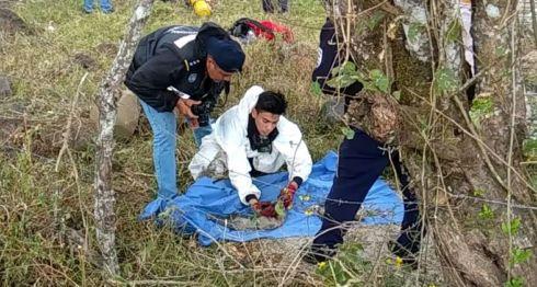 La niña Yesbeling María Espinoza Calero en Estelí, es el caso más reciente de asesinato atroz contra una niña. LA PRENSA/ROBERTO MORA