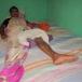 Lesionado en choque con hija de funcionario sandinista recibe 650 dólares para salvar su pierna