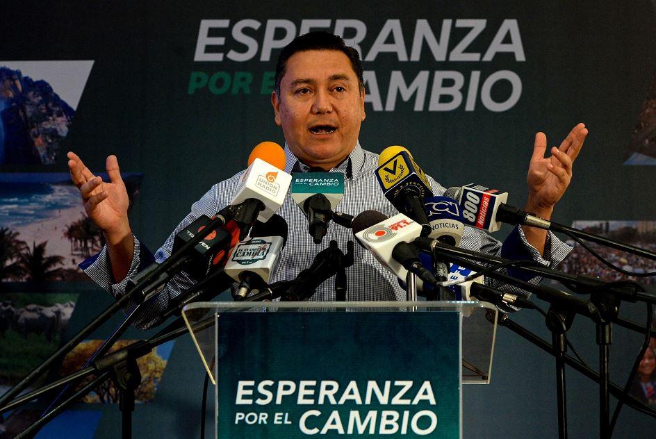 rival de Nicolás Maduro, Venezuela