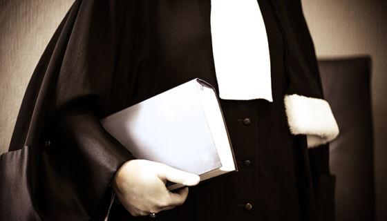 Los jueces usan togas negras para proyectar respeto y seriedad. LA PRENSA/ THINSTOCK